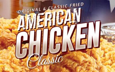 Original & Classic Fried American Chicken Classic